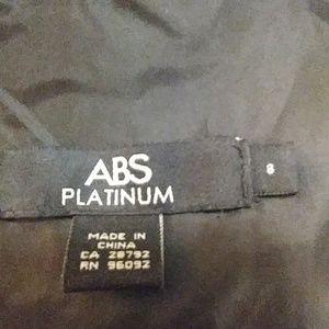 Abs Platinum Dresses - ABS PLATINUM DRESS